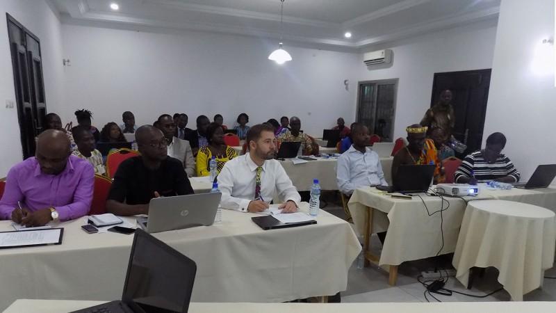 Mise en œuvre du projet de soutien à la préparation à la REDD+ : la 6ème mission de suivi et d'appui de la Banque mondiale a séjourné à Lomé